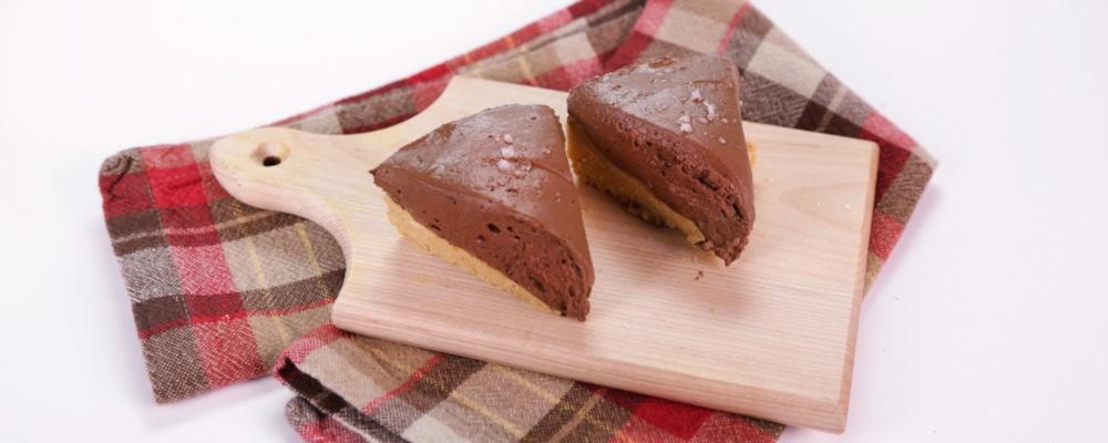 Chocolate Peanut Pie Recipe by Michael Symon - The Chew