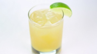 Clinton Kelly\'s Bourbon Rickey