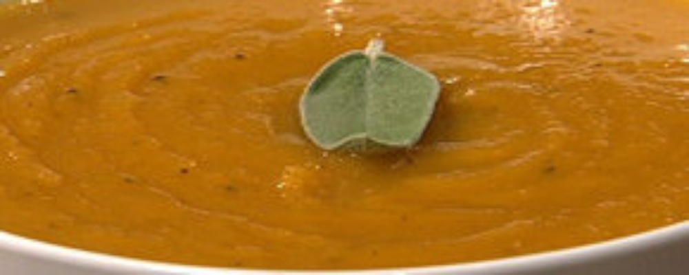 Clinton Kelly\'s Butternut Squash Soup