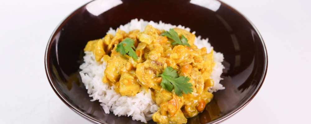 Clinton Kelly's Cashew Chicken Curry Recipe by Clinton Kelly - The ...