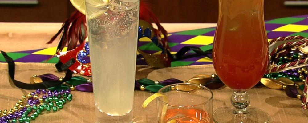 Clinton Kelly\'s Gin Fizz