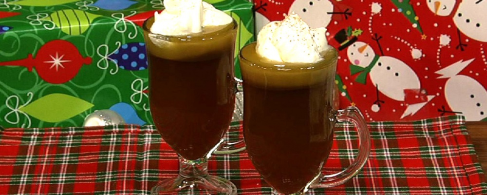 Clinton Kelly\'s Hot Buttered Rum