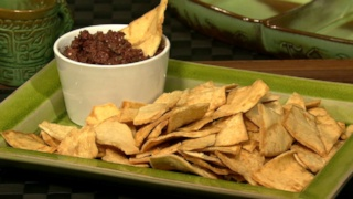 Clinton Kelly\'s Olive Tapenade