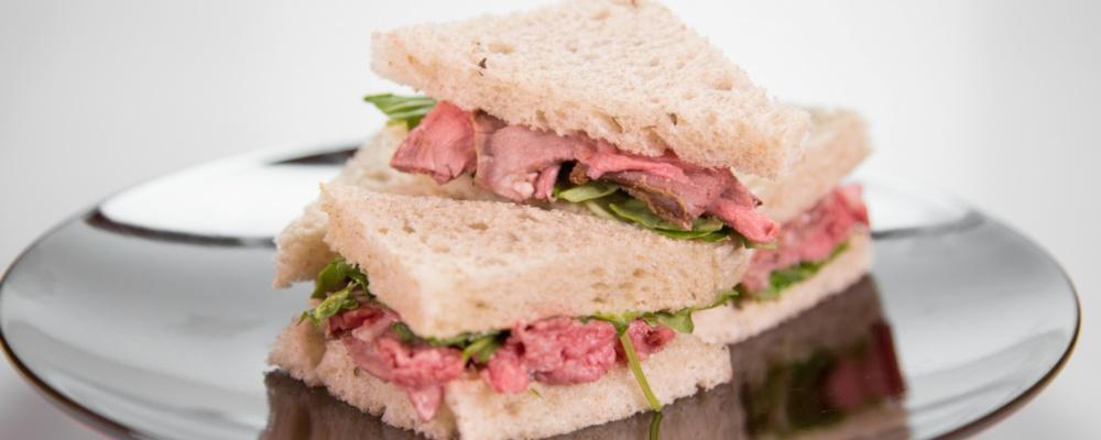 Clinton Kelly\'s Roast Beef Sammies