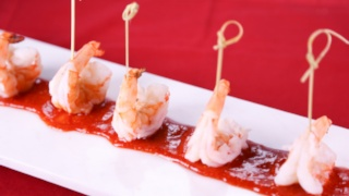 Clinton Kelly\'s Shrimp Cocktail