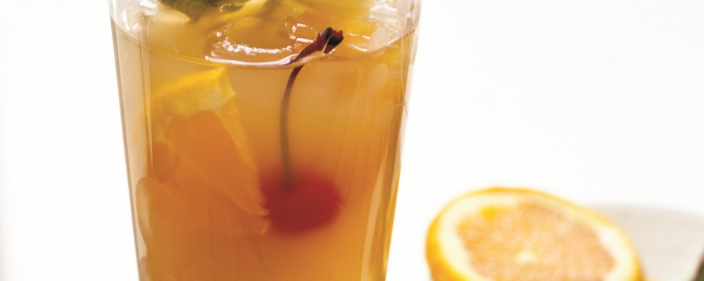 Clinton Kelly\'s Zombie Cocktail