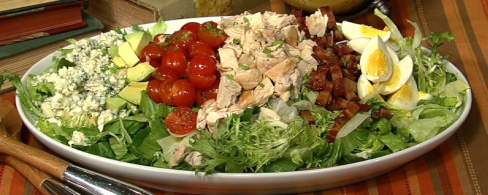 Easy Cobb Salad Recipes — Dishmaps