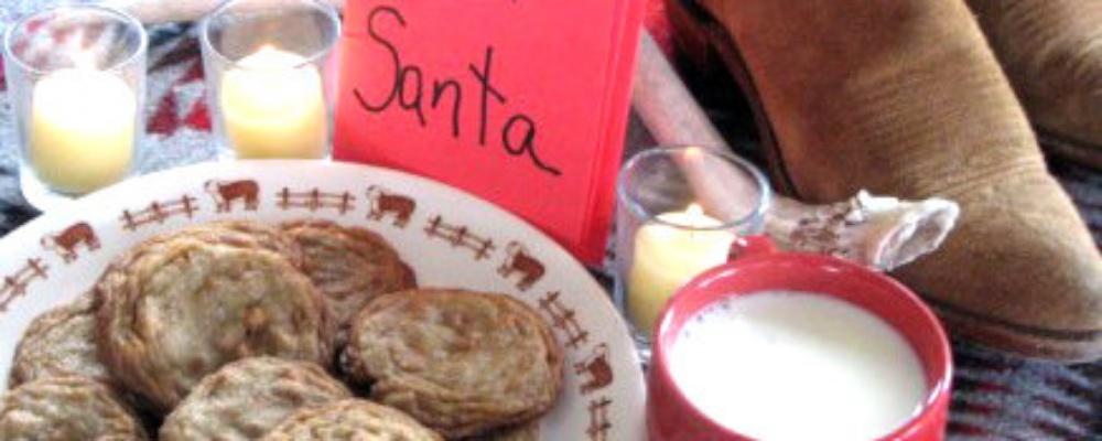 COOKIE SWAP WINNER: Santa's Salt and Pepper Butterscotch-Pine Nut Cookies