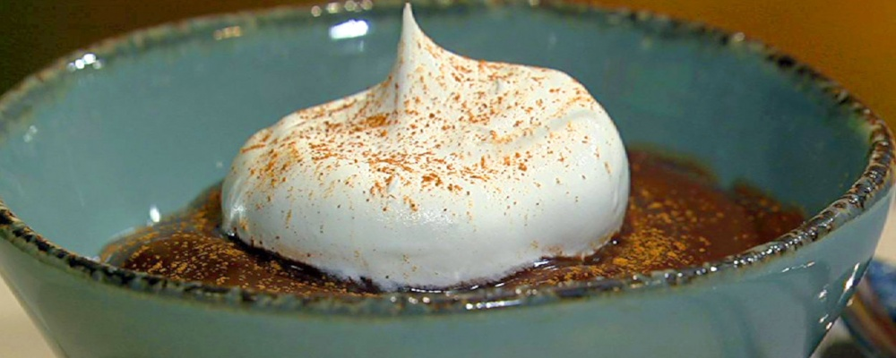Cooking Light\'s Mexican Chocolate Pudding