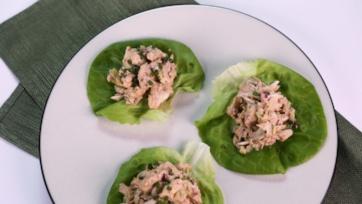 Crab Salad Cups