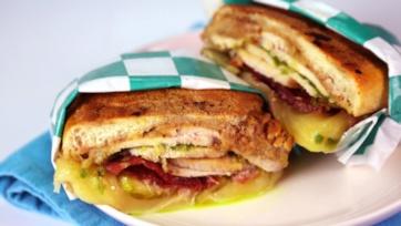 Cuban Sandwich Italian Style