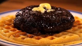 Dad Waffle