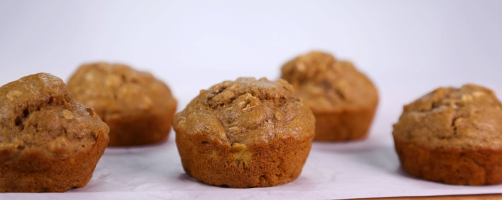 Daphne Oz's Banana Oat Muffins Recipe by Daphne Oz - The Chew