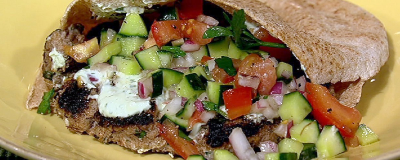 Daphne Oz\'s Cucumber-Tomato Salsa