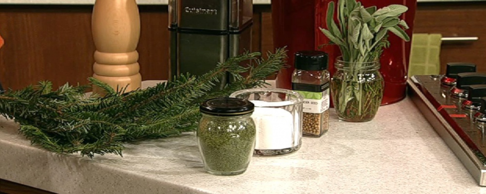Daphne Oz\'s Evergreen Spice Rub