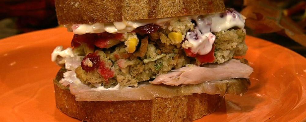 Daphne Oz 39 S Leftover Turkey Sandwich Recipe By Daphne Oz