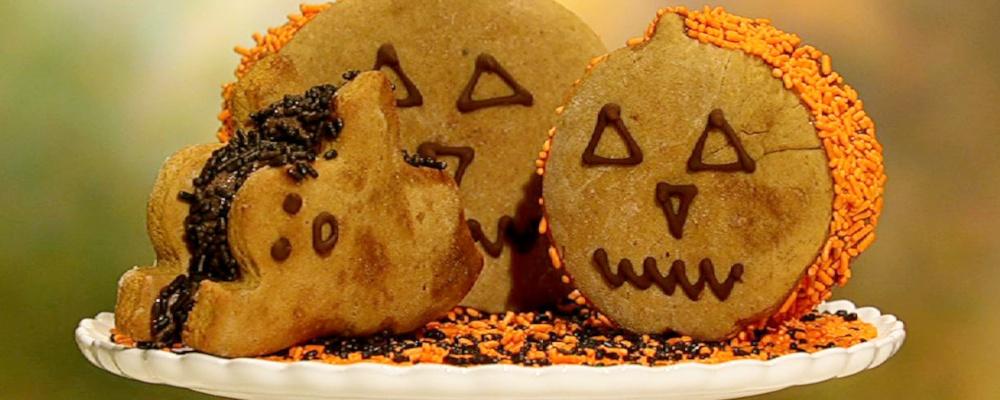 Daphne Oz\'s Peanut Butter Chocolate Cookie Sandwich
