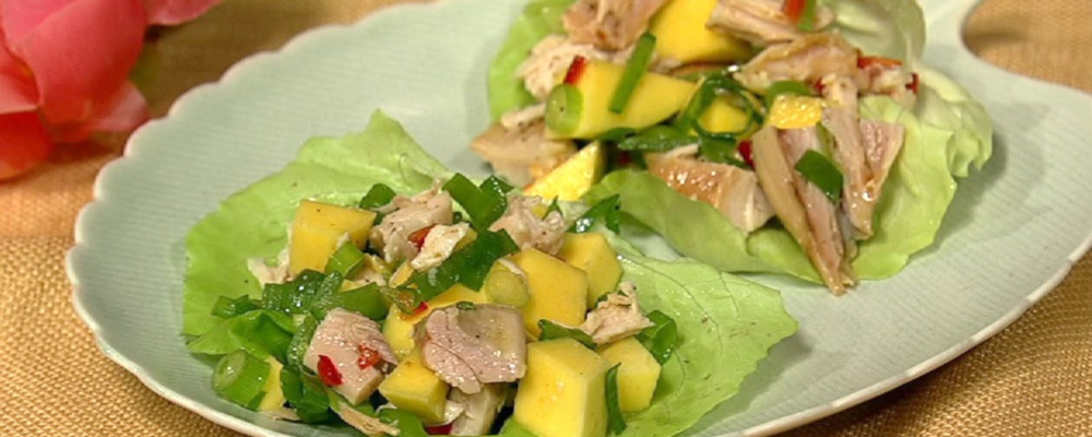 Daphne Oz\'s Thai Chopped Chicken Salad