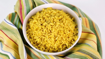 Daphne\'s Easy Fiesta Rice