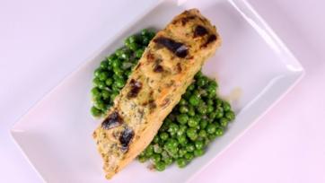 Dijon Tarragon Salmon