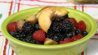 Drunken Fruit Salad