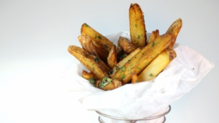 Dynamite Disco Fries by Carla Hall