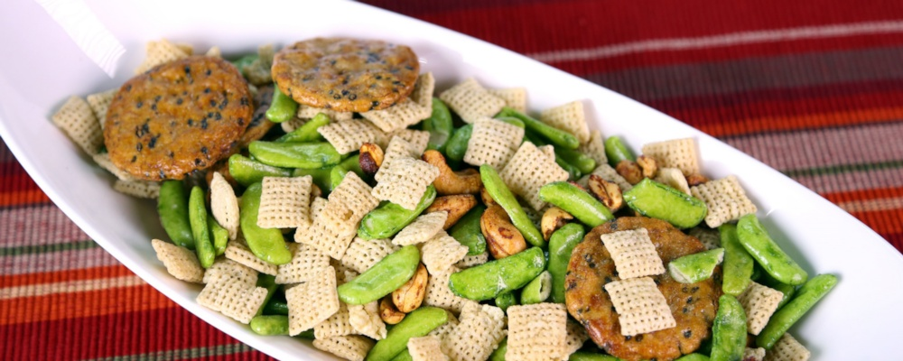 East Asian Snack Mix