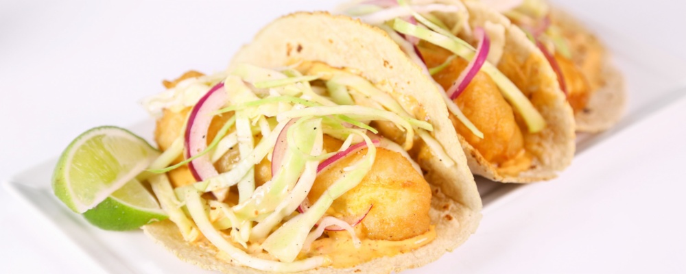 Fried Fish Tacos