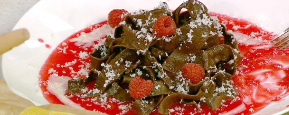 Garrett Kern\'s Chocolate Pasta