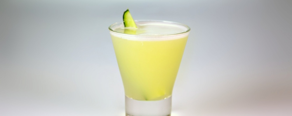 Ginger Lime Fizz Recipe by Michael Symon - The Chew