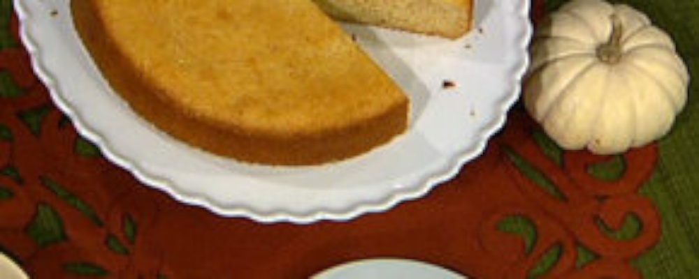 Grapefruit and Honey Cake Recipe by Mario Batali (courtesy of Molto ...