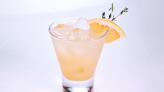 Grapefruit Thyme Spritz