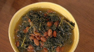 Greens and Beans Soup