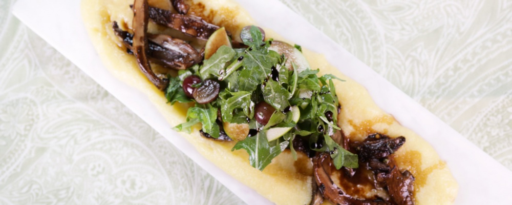 ... mushrooms with soft polenta 4 0 stars based on 6 reviews easy 1 to 2