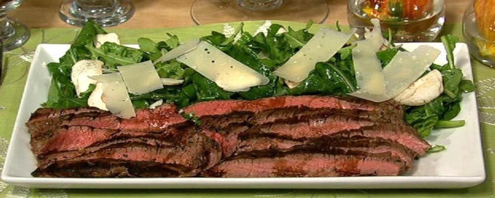 Grilled Beef Tagliata