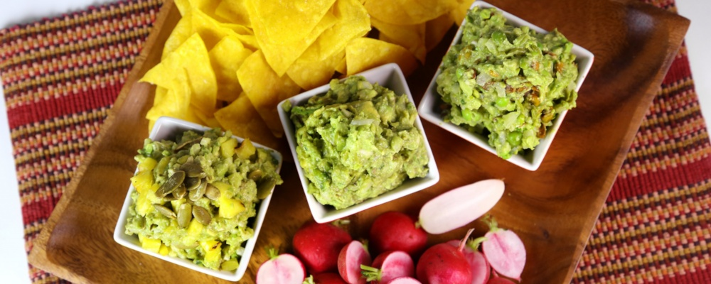 Guacamole Bar by Daphne Oz