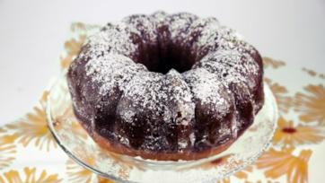 Honeysuckle Bundt Cake