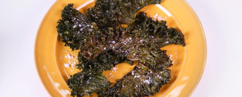 Ina Garten 39 S Crispy Roasted Kale Recipe By Ina Garten