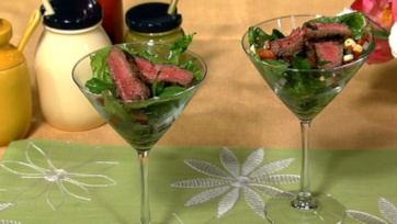 Jamika Pessoa\'s Mojito Steak Salad