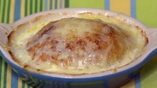 Jason Roberts\' French Onion Souffle