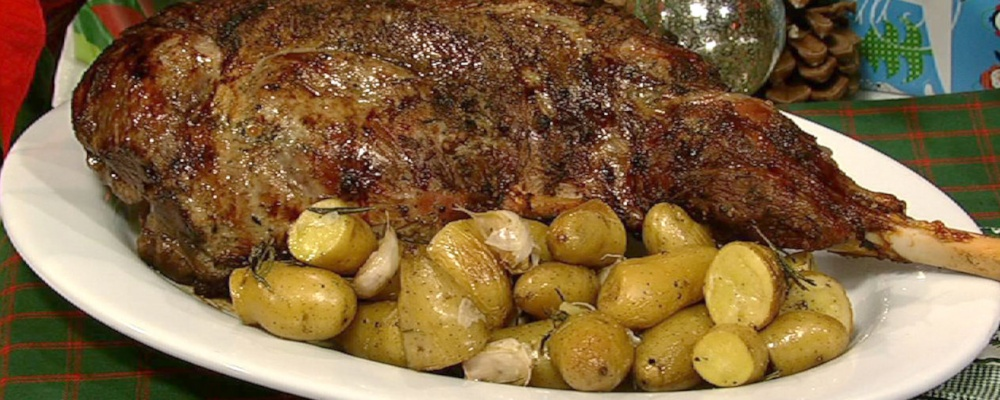 Jason Roberts\' Roasted Potatoes