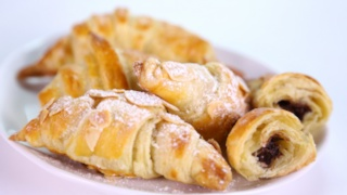 Kid-Friendly Croissants