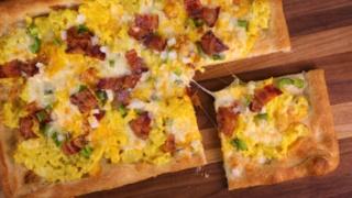 Kylah Gallagher\'s Breakfast Pizza