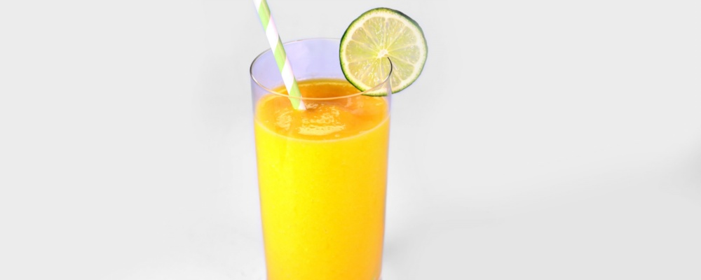 Mango-Pineapple Smoothie Recipe by Curtis Stone - The Chew