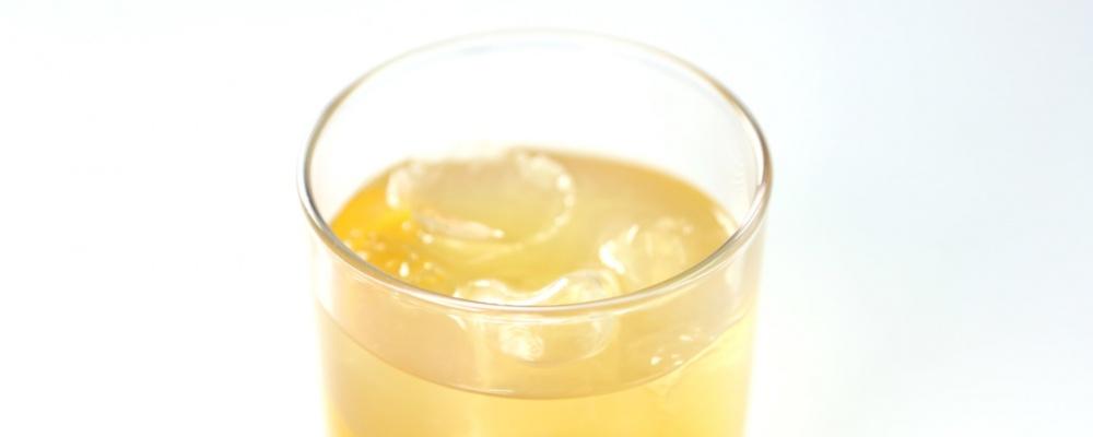 Maple Bourbon Spritz