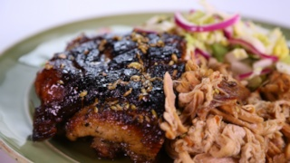 Mario Batali\'s Braised Pork Belly