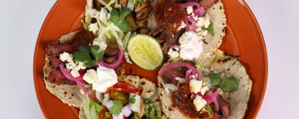 Mario Batali\'s Build Your Own Tacos