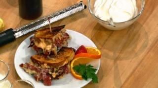 Mario Batali\'s Diner Reuben