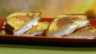 Mario Batali\'s Italian Grilled Cheese Sammies
