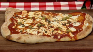 Mario Batali\'s Sicilian Pizza